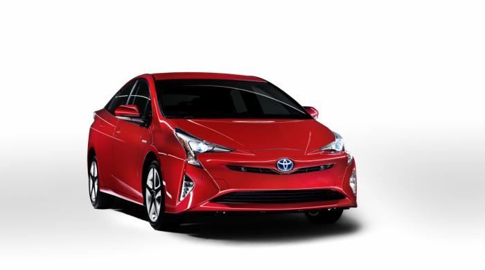 Toyota Prius thế hệ thứ tư siêu tiết kiệm 2,5 lít/100km - 1