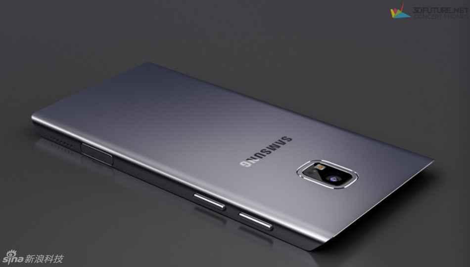 Thiết kế độc và lạ của mẫu Samsung Galaxy S7 Edge - 1