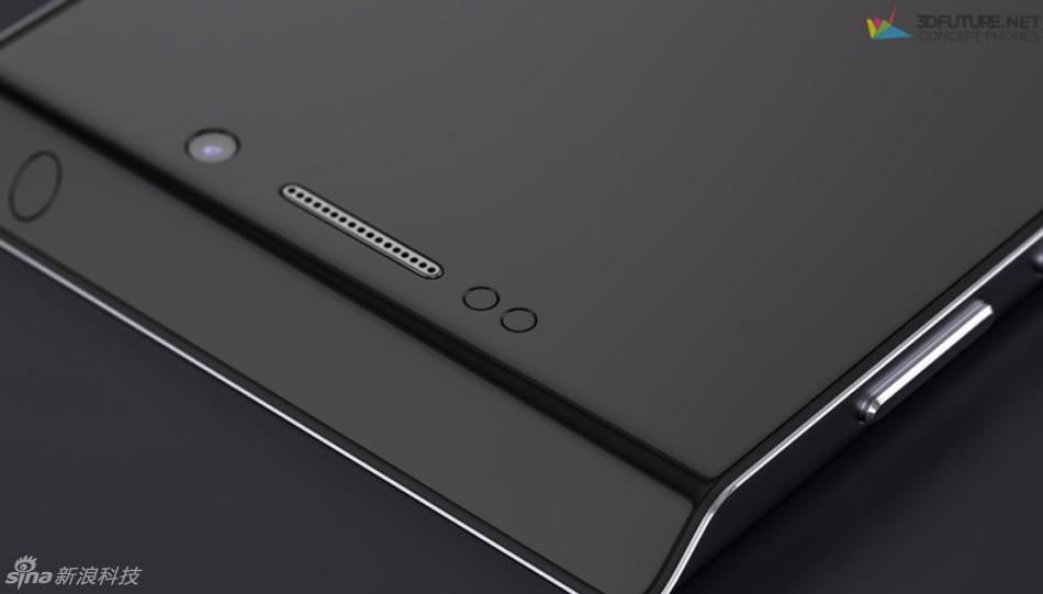 Thiết kế độc và lạ của mẫu Samsung Galaxy S7 Edge - 3