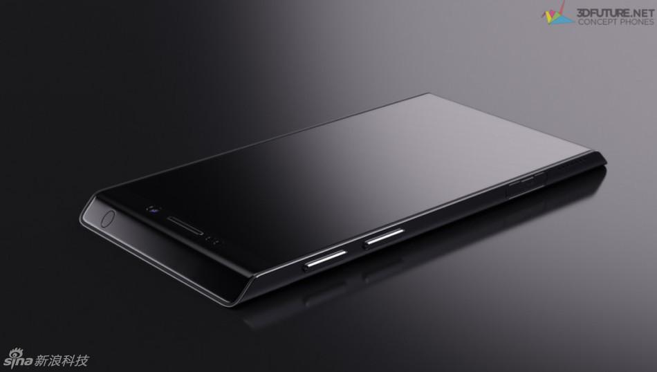 Thiết kế độc và lạ của mẫu Samsung Galaxy S7 Edge - 5