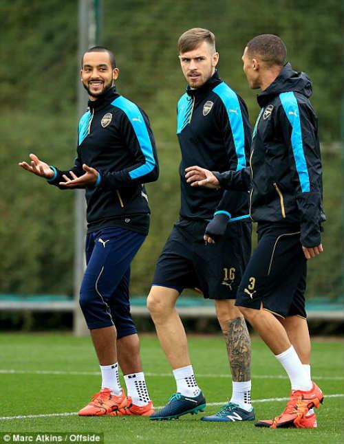 "Cup C1: Arsenal tự tin làm Lewandowski ""tắt điện"" - 8"