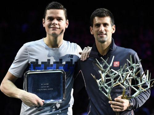 Djokovic và Paris Masters: Hãy đợi đấy, Nadal! - 1
