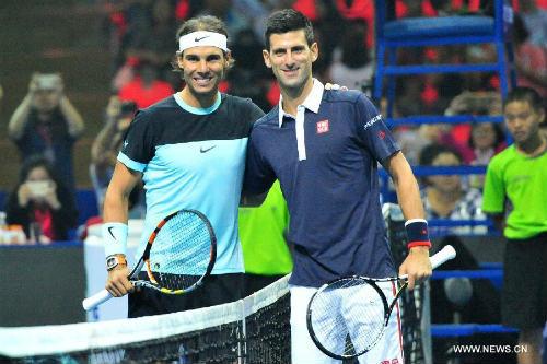Djokovic và Paris Masters: Hãy đợi đấy, Nadal! - 2