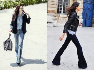 Thời trang - Các cô gái, hãy tạm biệt quần jeans ống côn!