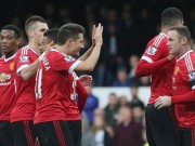 """Bóng đá - Van Gaal thức thời, MU """"bay"""" tới derby Manchester"""