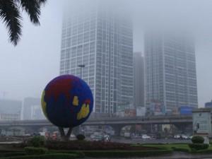 Tin thời tiết - Miền Bắc có sương mù rải rác
