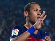 Bóng đá - Barca: Neymar được thưởng lớn, Enrique lo hàng thủ