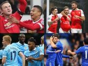 Bóng đá - Tiêu điểm vòng 9 Ngoại hạng Anh: Dấu ấn đại gia