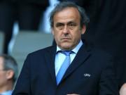 """Bóng đá - Scandal hối lộ FIFA: Platini tố Blatter """"gài bẫy"""""""