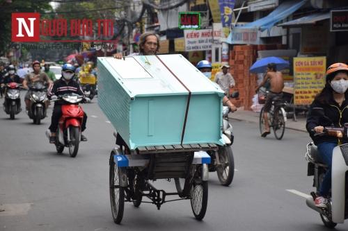 """Cận cảnh xe """"ma"""" sắp bị xử lý nghiêm ở Sài Gòn - 3"""