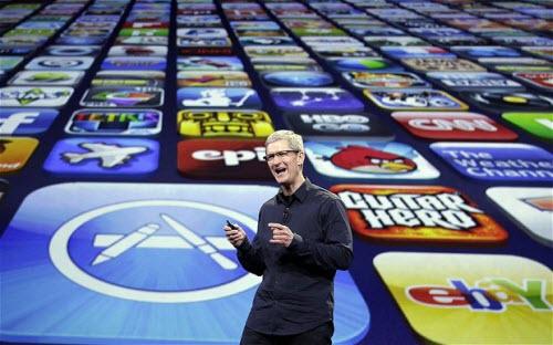 Hàng trăm ứng dụng iOS của TQ đánh cắp thông tin người dùng - 1