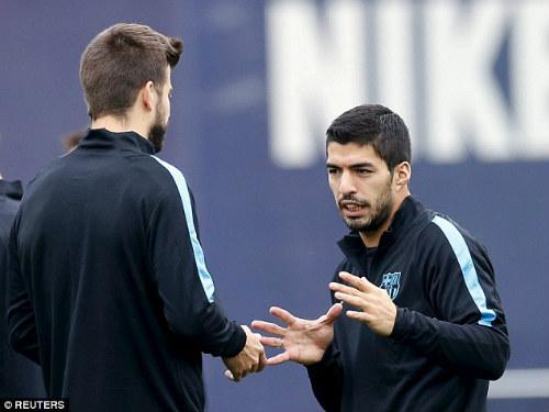 """""""Messi mới là thủ lĩnh Barca, không phải Neymar"""" - 9"""