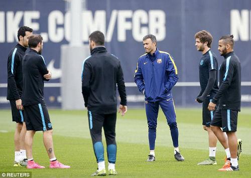 """""""Messi mới là thủ lĩnh Barca, không phải Neymar"""" - 4"""