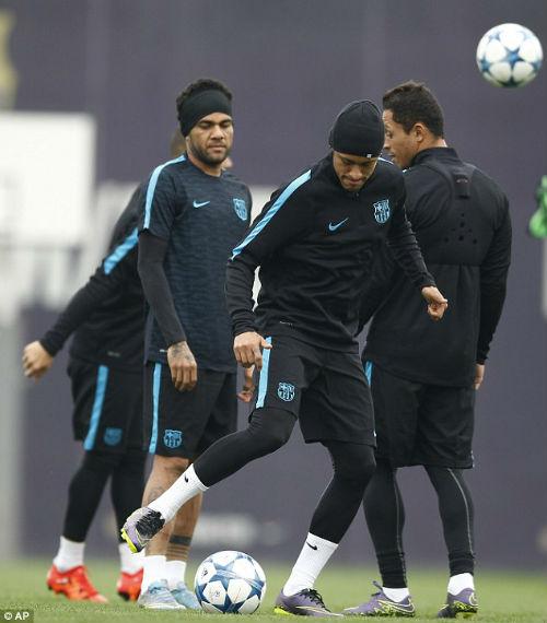 """""""Messi mới là thủ lĩnh Barca, không phải Neymar"""" - 3"""