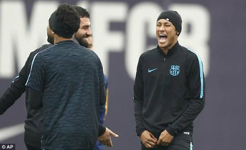 """""""Messi mới là thủ lĩnh Barca, không phải Neymar"""" - 2"""