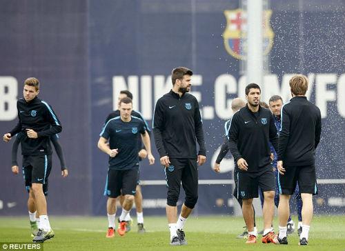 """""""Messi mới là thủ lĩnh Barca, không phải Neymar"""" - 5"""