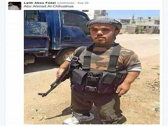Phiến quân khủng bố cao... 90cm - 1