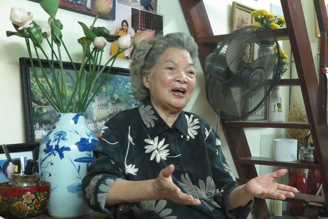NSƯT Lê Mai kể về cuộc ly hôn lạ lùng với NSND Trần Tiến - 1