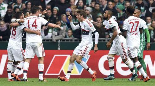 Arsenal – Bayern: Người đi trên dây - 2