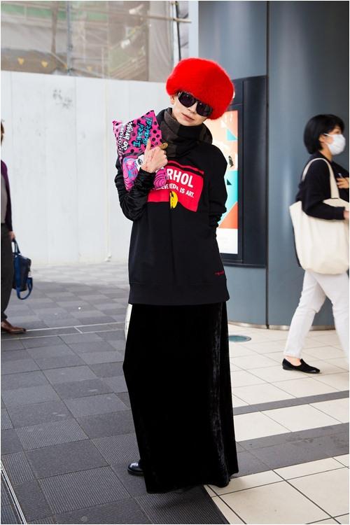"""Tín đồ Tokyo """"gây mê"""" với phong cách đẹp, độc, lạ - 9"""
