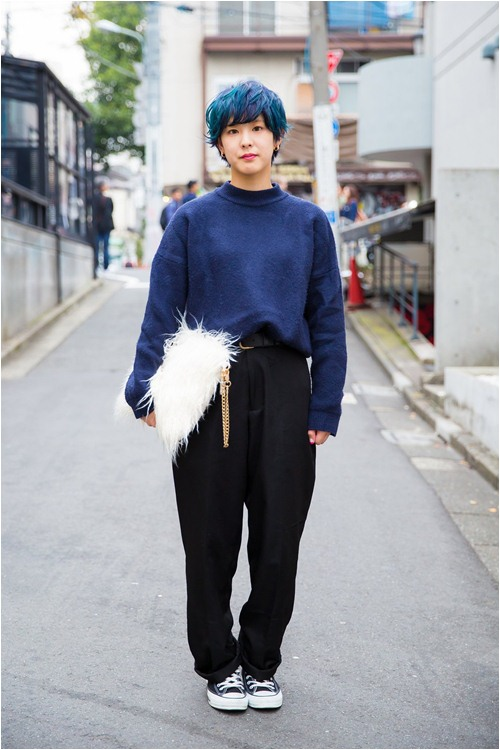 """Tín đồ Tokyo """"gây mê"""" với phong cách đẹp, độc, lạ - 13"""