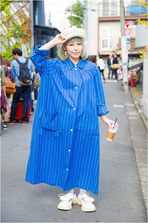 """Tín đồ Tokyo """"gây mê"""" với phong cách đẹp, độc, lạ - 15"""