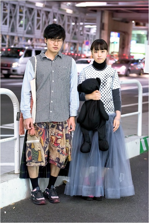 """Tín đồ Tokyo """"gây mê"""" với phong cách đẹp, độc, lạ - 10"""