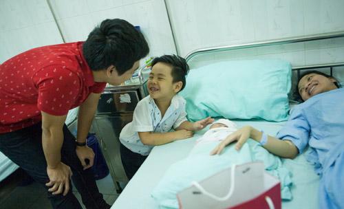 Quý tử nhà MC Phan Anh đòi bố phải sinh thêm em bé - 7