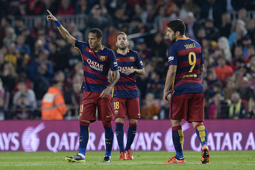 BATE Borisov – Barca: Gánh nặng trên vai Neymar - 1