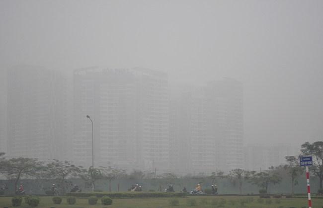 Ảnh: Hà Nội ẩn hiện trong sương mù mùa thu - 2