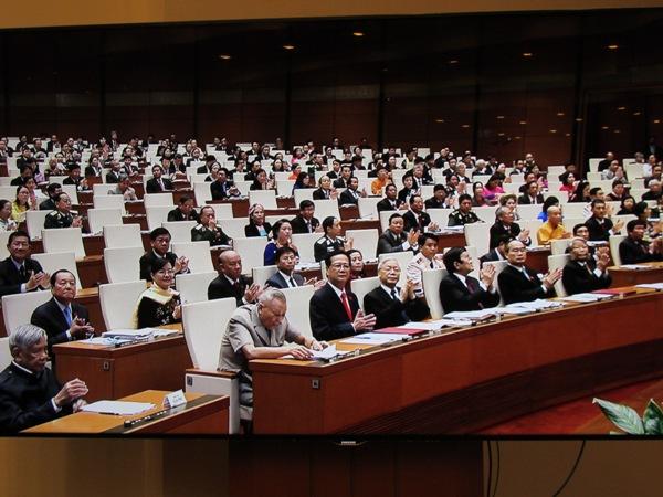 Chủ tịch Quốc hội: Tình hình Biển Đông diễn biến khó lường - 2