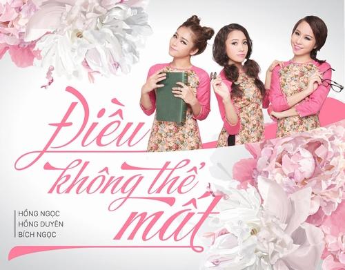 """3 """"hot girl"""" Sao Mai ra mắt MV mừng ngày 20.10 - 1"""