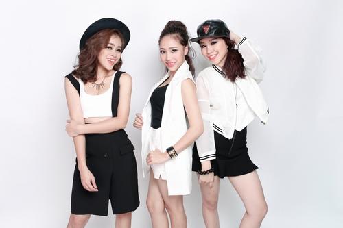 """3 """"hot girl"""" Sao Mai ra mắt MV mừng ngày 20.10 - 3"""