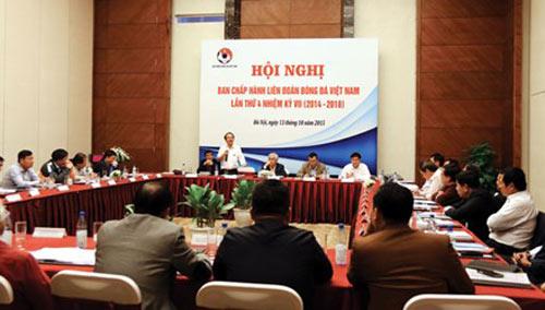 Hội nghị Diên Hồng cho bóng đá Việt? - 1
