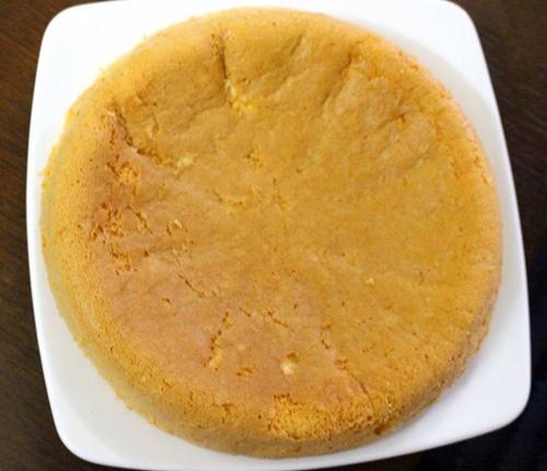 Làm bánh kem hoa hồng bằng nồi cơm điện tặng mẹ 20-10 - 7