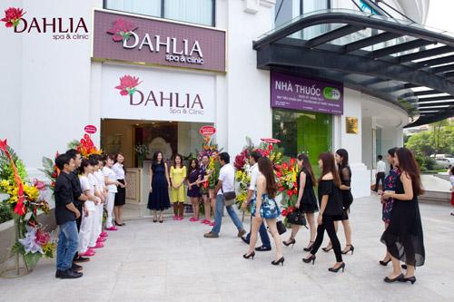 Dahlia Spa ưu đãi lớn mừng khai trương cơ sở 2 tại Royal City - 1