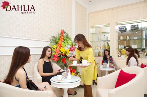 Dahlia Spa ưu đãi lớn mừng khai trương cơ sở 2 tại Royal City - 10