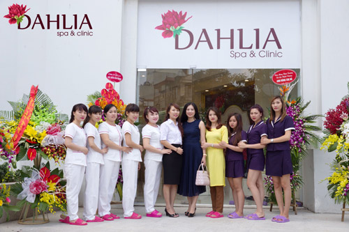 Dahlia Spa ưu đãi lớn mừng khai trương cơ sở 2 tại Royal City - 2