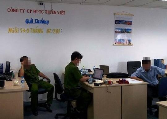 Bộ Công an lại đánh úp sàn vàng lậu tại TP HCM - 3