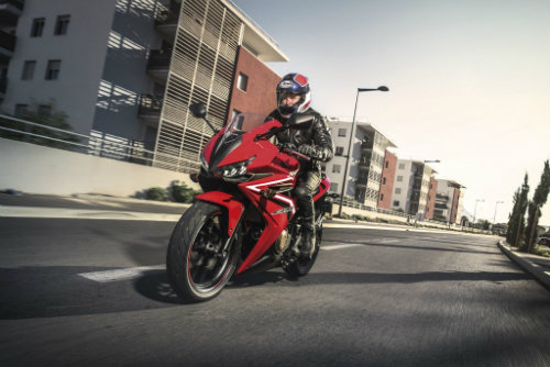 """Lộ diện """"hàng khủng"""" Honda CBR500R 2016 - 3"""