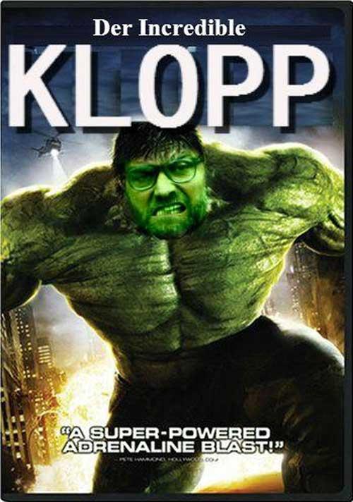 """Vừa đến Anh, Klopp được ví là """"Người khổng lồ xanh"""" - 1"""