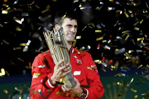 """Djokovic sẽ có mùa giải """"thần thánh"""" nhất lịch sử - 1"""