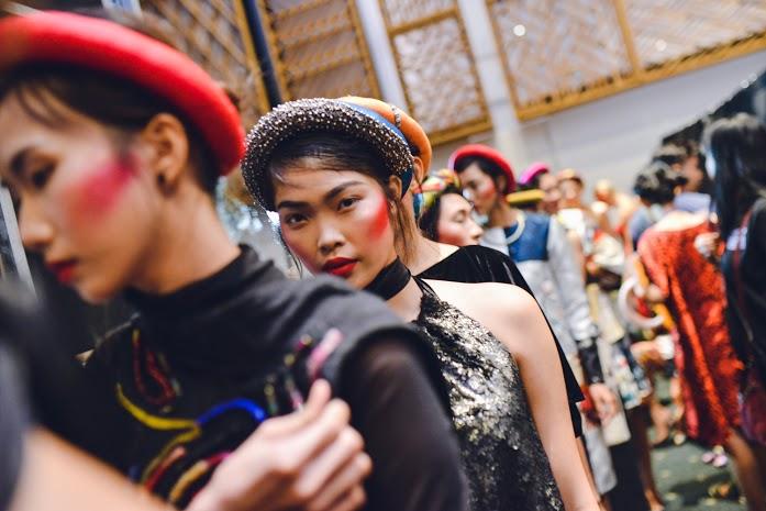 4 xu hướng làm đẹp lên ngôi sau Tuần lễ thời trang Việt - 4