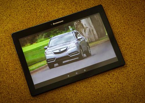 Lenovo Tab 2 A10-70: Màn hình hiển thị tốt, giá rẻ - 6