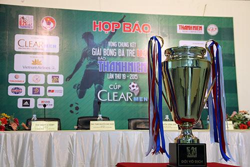 Bốc thăm giải U21 Clear Men Cup: Quân bầu Đức gặp TP.HCM - 1