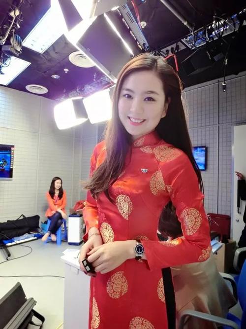 """Nụ cười """"vạn người mê"""" của BTV thời tiết Mai Ngọc - 7"""