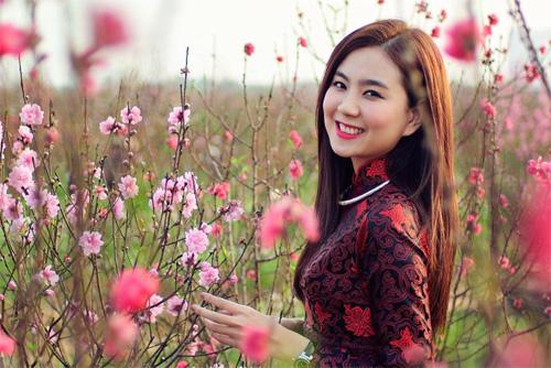 """Nụ cười """"vạn người mê"""" của BTV thời tiết Mai Ngọc - 10"""