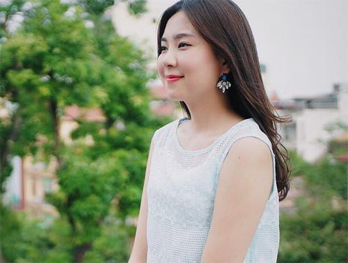 """Nụ cười """"vạn người mê"""" của BTV thời tiết Mai Ngọc - 11"""