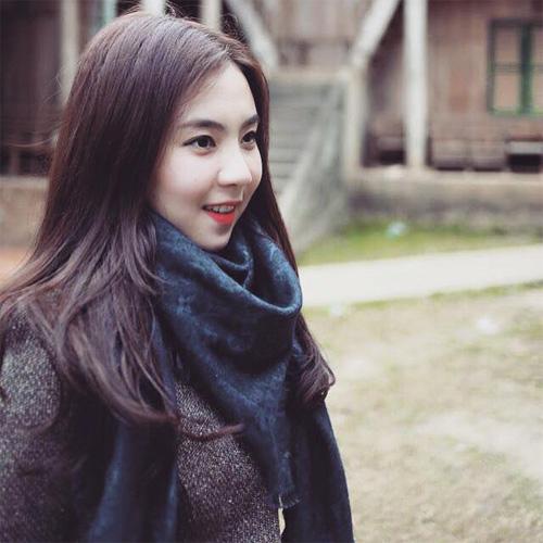 """Nụ cười """"vạn người mê"""" của BTV thời tiết Mai Ngọc - 14"""