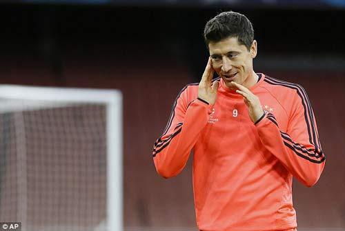 Chi tiết Arsenal – Bayern: Ấn định chiến thắng (KT) - 14